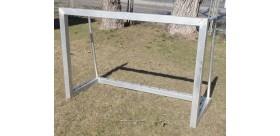 Bramka MINI 120cm x 180cm aluminiowa